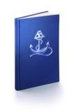 Βιβλίο του ναυτικού - πορεία ψαλιδίσματος Στοκ φωτογραφία με δικαίωμα ελεύθερης χρήσης