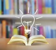 Βιβλίο των ιστοριών φαντασίας Στοκ φωτογραφίες με δικαίωμα ελεύθερης χρήσης