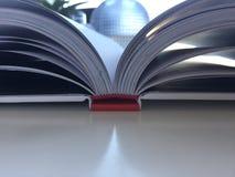 βιβλίο όπως ανοικτό Στοκ Εικόνες