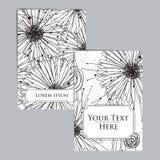 Βιβλιάριο με το περίπλοκο σχέδιο Στοκ Φωτογραφίες