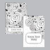 Βιβλιάριο με το περίπλοκο σχέδιο Στοκ εικόνα με δικαίωμα ελεύθερης χρήσης
