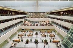 Βιβλιοθήκη επαρχιών Jilin Στοκ Εικόνες