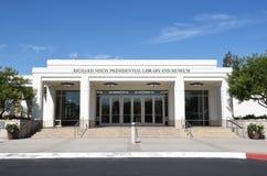 Βιβλιοθήκη και τόπος γεννήσεως του Richard Nixon στοκ φωτογραφία με δικαίωμα ελεύθερης χρήσης