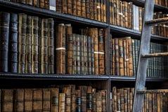 βιβλιοθήκη μυστήρια Στοκ εικόνες με δικαίωμα ελεύθερης χρήσης