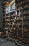 βιβλιοθήκη παλαιά Στοκ Εικόνα