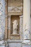 Βιβλιοθήκη του Κέλσου, Ephesus Στοκ Εικόνα