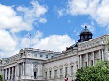 Βιβλιοθήκη του Κογκρέσου 2013 της Ουάσιγκτον Στοκ Φωτογραφίες