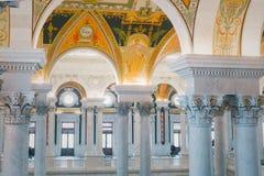 Βιβλιοθήκη του Κογκρέσου στοκ φωτογραφίες