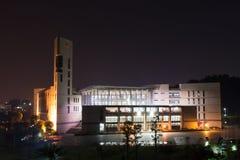 Βιβλιοθήκη του πανεπιστημίου FuZhou Στοκ Εικόνα
