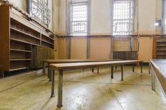 Βιβλιοθήκη Alcatraz, Σαν Φρανσίσκο, Καλιφόρνια Στοκ φωτογραφία με δικαίωμα ελεύθερης χρήσης