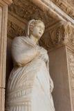 Βιβλιοθήκη, Arete σε Ephesus Στοκ εικόνες με δικαίωμα ελεύθερης χρήσης