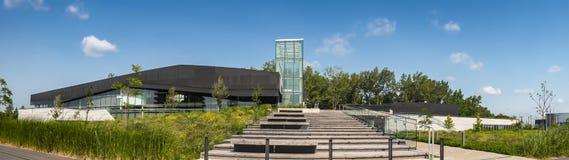 Βιβλιοθήκη Boisé Στοκ Εικόνες