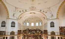 Βιβλιοθήκη Bregenz στοκ εικόνα με δικαίωμα ελεύθερης χρήσης