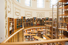 Βιβλιοθήκη Bregenz Στοκ φωτογραφία με δικαίωμα ελεύθερης χρήσης