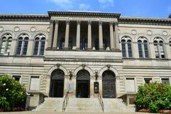 Βιβλιοθήκη Carnegie του Πίτσμπουργκ στοκ φωτογραφίες