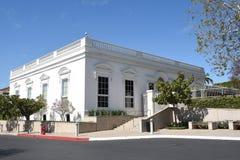 Βιβλιοθήκη Nixon αντιγράφου ανατολικών δωματίων στοκ φωτογραφία