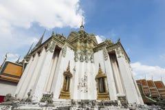 Βιβλιοθήκη Phra Mondop σε Wat Pho ή ναός του ξαπλώνοντας Βούδα, Μπανγκόκ, Ταϊλάνδη Στοκ φωτογραφία με δικαίωμα ελεύθερης χρήσης
