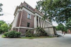 Βιβλιοθήκη Widener του Πανεπιστημίου του Χάρβαρντ Στοκ εικόνα με δικαίωμα ελεύθερης χρήσης