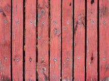 Βιδωμένη ξύλινη άνευ ραφής σύσταση σανίδων Στοκ εικόνα με δικαίωμα ελεύθερης χρήσης