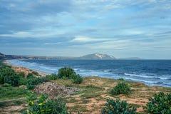Βιετνάμ, άποψη θάλασσας Στοκ Εικόνες