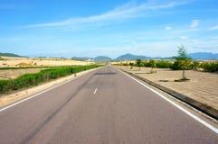 Βιετνάμ, εθνική οδός, διαδρομή, ταξίδι Στοκ φωτογραφία με δικαίωμα ελεύθερης χρήσης