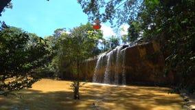 Βιετνάμ Καταρράκτης Ζούγκλα τελεφερίκ Στοκ εικόνες με δικαίωμα ελεύθερης χρήσης