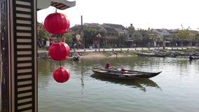 Βιετνάμ Hoi μια ημέρα στις 19 Μαρτίου 2019 απόθεμα βίντεο