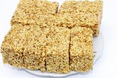 Βιετναμέζικα κέικ ρυζιού γλυκός και ευώδης Στοκ φωτογραφία με δικαίωμα ελεύθερης χρήσης