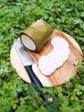Βιετναμέζικα τρόφιμα χοιρινού κρέατος Στοκ Εικόνες