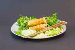 Βιετναμέζικα τρόφιμα Στοκ Εικόνες