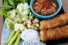 Βιετναμέζικα τρόφιμα Στοκ εικόνες με δικαίωμα ελεύθερης χρήσης