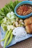 Βιετναμέζικα τρόφιμα Στοκ εικόνα με δικαίωμα ελεύθερης χρήσης