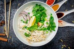 Βιετναμέζικη σούπα Pho GA Στοκ φωτογραφίες με δικαίωμα ελεύθερης χρήσης