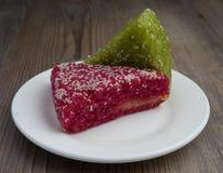 Βιετναμέζικο κολλώδες κέικ Xoi VI ρυζιού στοκ φωτογραφία με δικαίωμα ελεύθερης χρήσης