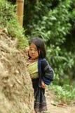 Βιετναμέζικο κορίτσι Στοκ Φωτογραφίες