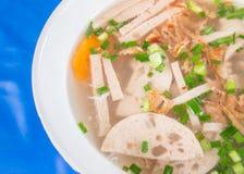 Βιετναμέζικο παραδοσιακό ύφος τροφίμων Στοκ εικόνα με δικαίωμα ελεύθερης χρήσης