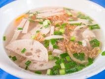 Βιετναμέζικο παραδοσιακό ύφος τροφίμων Στοκ Εικόνες