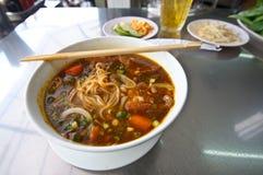 Βιετναμέζικο noodle Στοκ Φωτογραφία