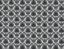 βικτοριανή ταπετσαρία Στοκ εικόνα με δικαίωμα ελεύθερης χρήσης