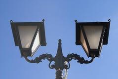 Βικτοριανό εκλεκτής ποιότητας φως λαμπτήρων οδών Στοκ Φωτογραφία