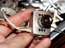 Βιντεοκάμερα ερευνών Στοκ Φωτογραφίες