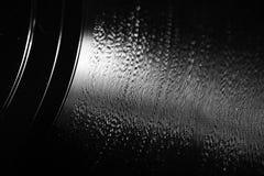 Βινυλίου ακραίος στενός επιφάνειας αρχείων Στοκ Εικόνα