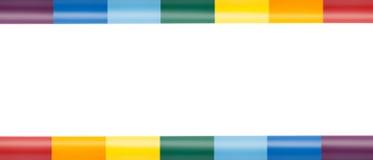 Βινυλίου υπόβαθρο συνόρων Στοκ Εικόνες
