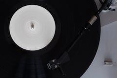 βινύλιο ράστερ φορέων εικόνας Ο περιστρεφόμενος δίσκος r Στοκ φωτογραφία με δικαίωμα ελεύθερης χρήσης