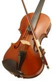 βιολί τόξων Στοκ Εικόνα