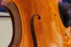 Βιολί χωρίς σειρές στοκ φωτογραφίες
