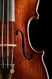 βιολί Στοκ εικόνα με δικαίωμα ελεύθερης χρήσης