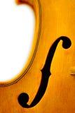 βιολί Στοκ φωτογραφία με δικαίωμα ελεύθερης χρήσης
