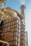 Βιομηχανία εργοστασίων καλάμων ζάχαρης Στοκ Εικόνες