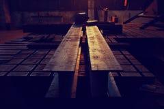 Βιομηχανία εργοστασίων Στοκ εικόνα με δικαίωμα ελεύθερης χρήσης
